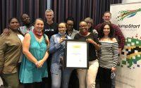 JumpStart wins MTN award