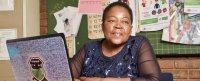 Mrs Barbara Bogogolela is a Grade 1 teacher at Izibuko Primary