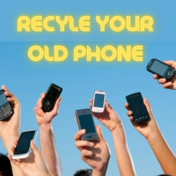 Recycle old Android Phones